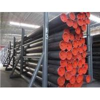 ASTM A53 black erw steel pipe manufacture Manufactures