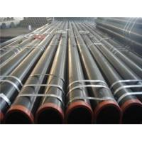 API 5L ERW STEEL PIPE TUBE Q195-Q345 Round Hollow Section Schedule 20 -100 Weed Pipe Size Manufactures