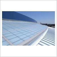 China Hollow Polycarbonate Roofing Sheet on sale