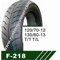 MOTORCYCLE TIRE F-218