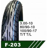 MOTORCYCLE TIRE F-203 Manufactures