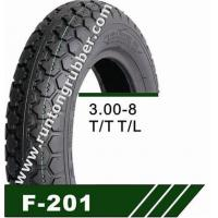 MOTORCYCLE TIRE F-201 Manufactures