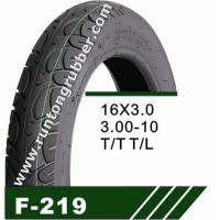 MOTORCYCLE TIRE F-219 Manufactures