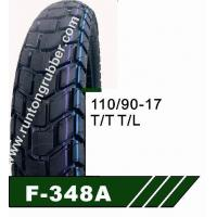 MOTORCYCLE TIRE F-348A