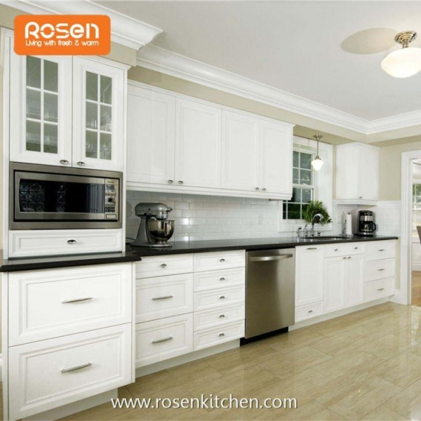 Kitchen Cabinets Doors For Sale: Shaker Style Best Clear Coat Natural Red Oak Traditional