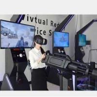 VR Product Shooting Games with Headset Manufactures