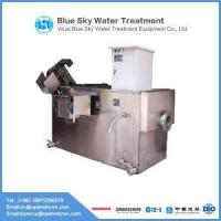 Wastewater Treatment Low Price Oil Separator for Wastewater