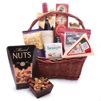 China Corporate Gifts Appeasing Alfresco Gift Basket