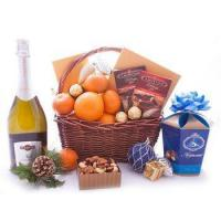 Corporate Gifts Festive Gourmet Basket Manufactures