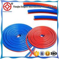 oil hose OXYGEN AND ACETYLENE HOSE RED AND GREEN TWIN WELDING HEAT RESISTANT Manufactures