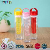 Bottle with Fruit Infuser and Carrying Handle Manufactures