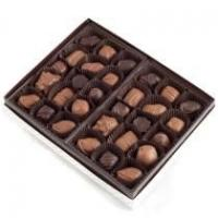 Gourmet Boxed Chocolates Milk/Dark Signature Assortment Manufactures