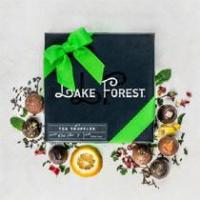 Lake Forest Chocolates Lake Forest Tea Truffle Collection - 7 Piece Box Manufactures