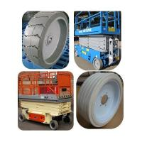 Assembly scissor lift wheel Manufactures