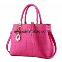 Hot sale pu bag fashion bag pu tote bag WT-281 Manufactures
