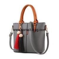 Buy cheap Leather handbag manufacturers customize pu material bag designer handbags for cheap WT-353 from wholesalers