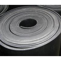 Black CR Rubber Cloth Insertion Sheet Manufactures
