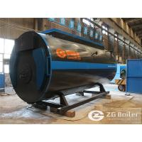 6 ton oil and gas fired boiler Manufactures