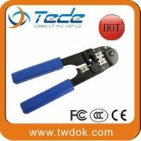 China LAN Cable Product Name:tede manual hydraulic crimping tool on sale