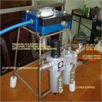 China MICRO FIBER CABLE BLOWING MACHINE on sale