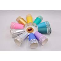 Buy cheap Colorful coffee paper cup from wholesalers