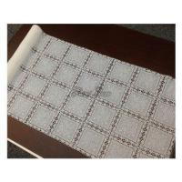 China Vinyl Lace Table Runner on sale