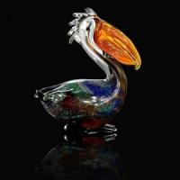 Glass Pelican Figurine Manufactures
