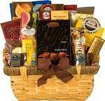 China Gourmet Chocolate Gift Basket on sale