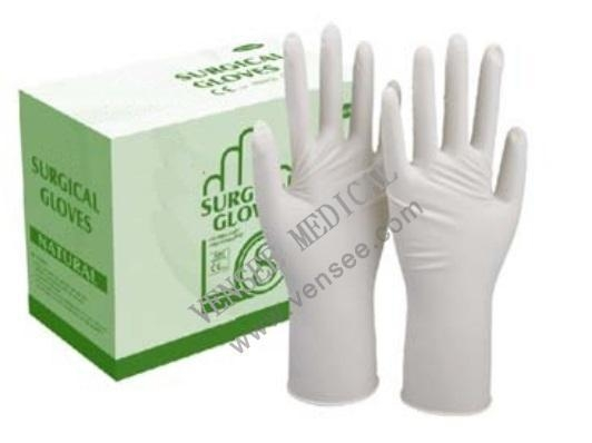 Quality VS-E113  Latex Surgical Gloves Powder-Free for sale