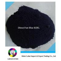 Buy cheap Dyestuff Dyestuff Textile Dyes Direct Fast Truq Blue B2RL from wholesalers