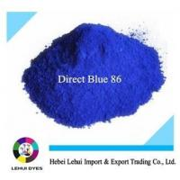 Dyestuff High quality direct fast turquoise blue gl Manufactures