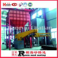 Resin sand casting Description:continuous multistage crystalliser