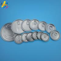 Composite paper canister Aluminum easy open lid Manufactures
