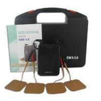 EMS 5.0 Dual Channel Muscle Stimulator with Safety Amplitude Cap DE5030 Manufactures