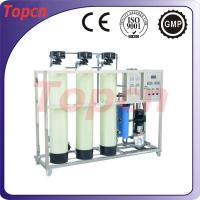 Purifier Plant Reverse Osmosis Water Treatme