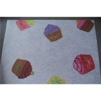 Christmas cake printed nonwoven packing rolls Manufactures