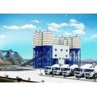 Common Commercial Concrete Mixing Station Manufactures