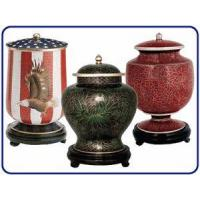 China Cloisonne Urns on sale