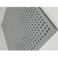 Perforated sound - absorbing panels perforated sound - absorbing cement board Manufactures