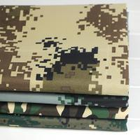 New design custom printed 100% cotton twill camouflage fabric Manufactures