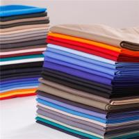 China Color Dyed Cotton Waterproof Flame Retardant Canvas fabric for workwear on sale