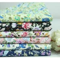 Beautiful 100% cotton printed fabric for bed sheeting Manufactures