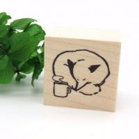 Fox Rubber Stamp, Cute Things from Japan x Momoro Manufactures