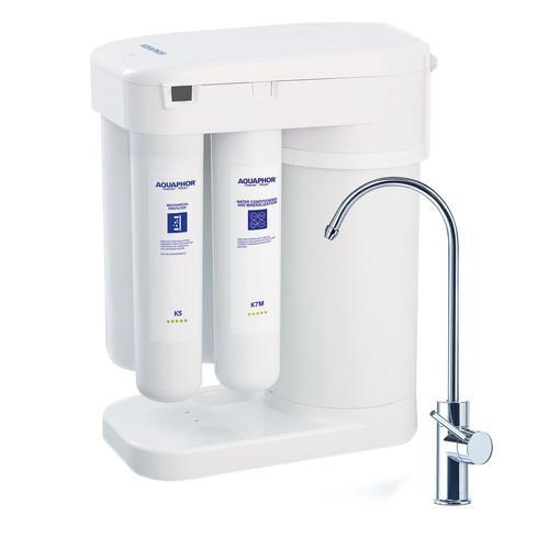 China Aquaphor RO-101 Compact RO Reverse Osmosis Water Filter System