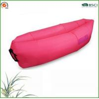 Buy cheap Wholesale Multi Color Inflatable Air Sofa With Carry Bag from wholesalers