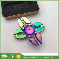 Buy cheap Anti Stress Fidget Spinner With 608 Ceramic Ball Bearings from wholesalers