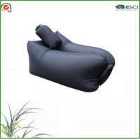Multi Color Inflatable Air Bed With Pillow Manufactures