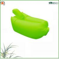 Wholesale Multi Color Inflatable Air Bed With Pillow Manufactures