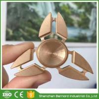 Hot Sell Fashion Hand Spinner Metal Fidget Spinner Manufactures