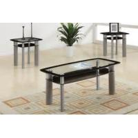 ashley furniture glass coffee table set Manufactures